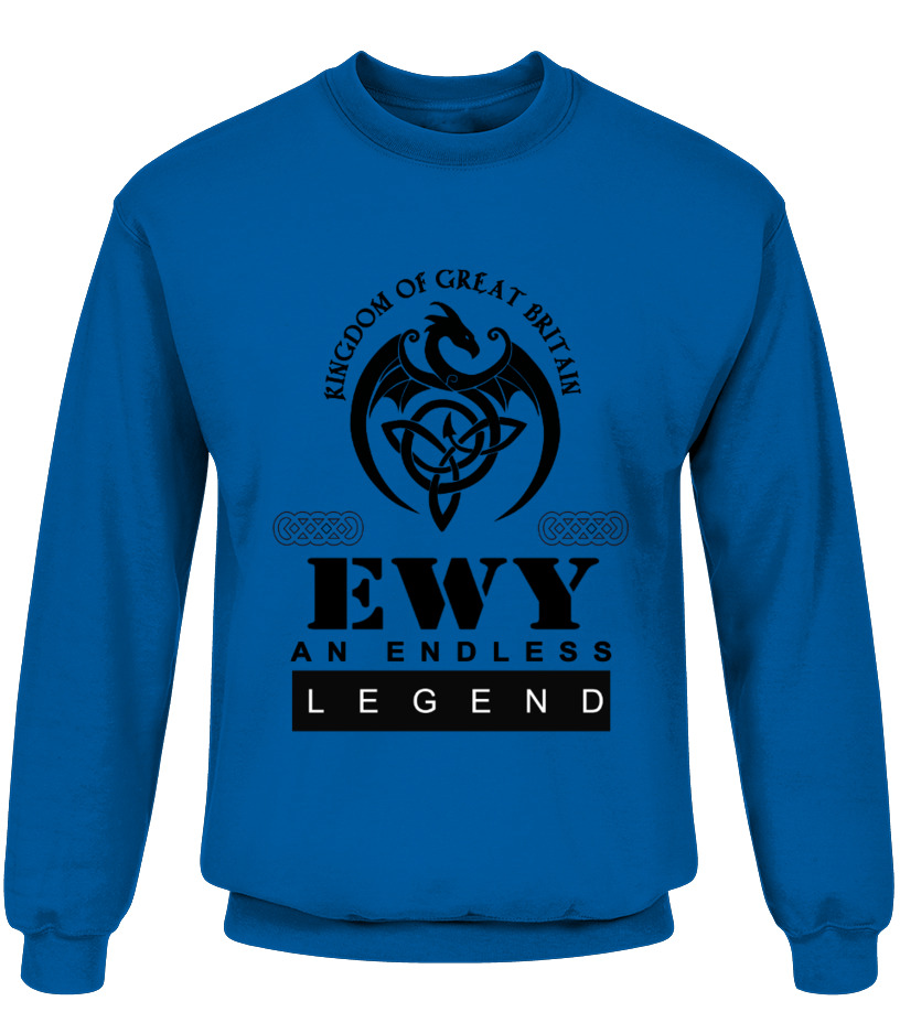 THE LEGEND OF THE ' EWY '