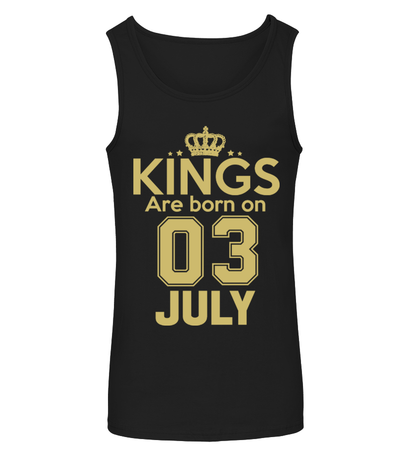 KINGS ARE BORN ON 03 JULY