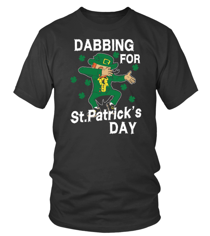 Dabbing For St. Patricks Day