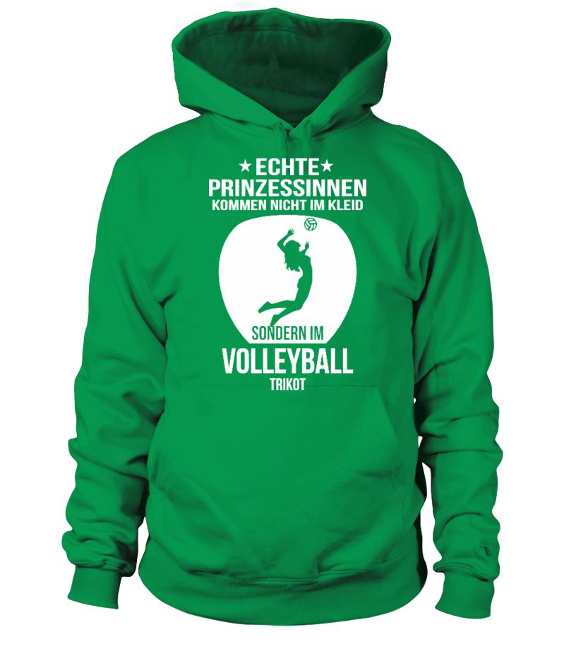 Volleyball Prinzessin