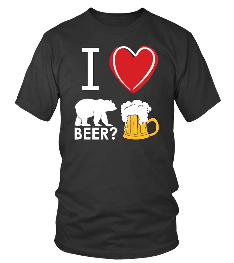 I LOVE BEER?