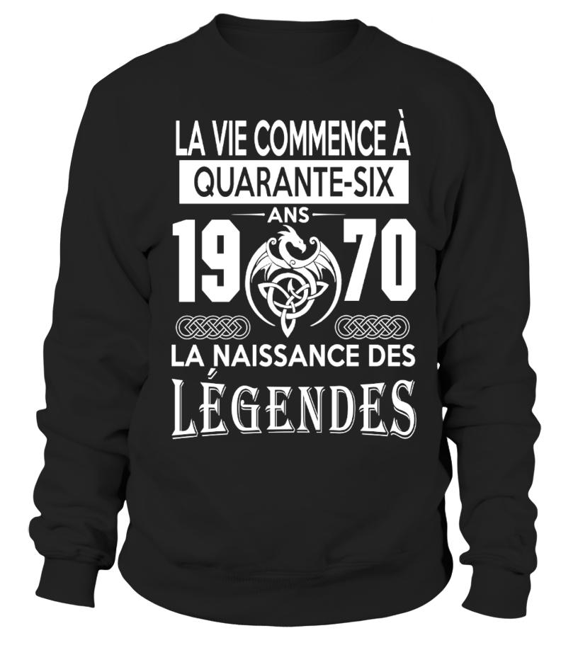 1970-LEGENDES TSHIRT