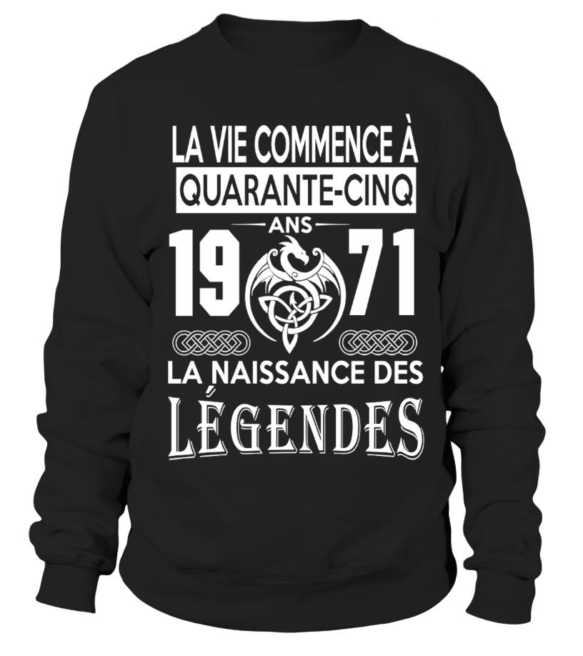 1971-LEGENDES TSHIRT