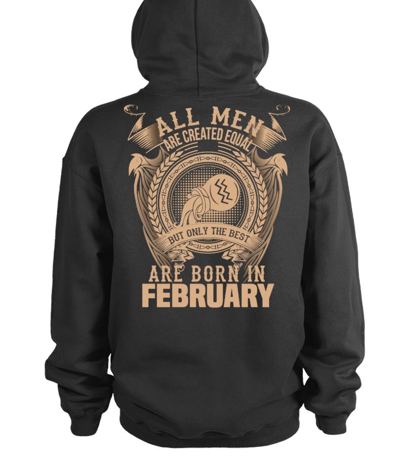 Born on February