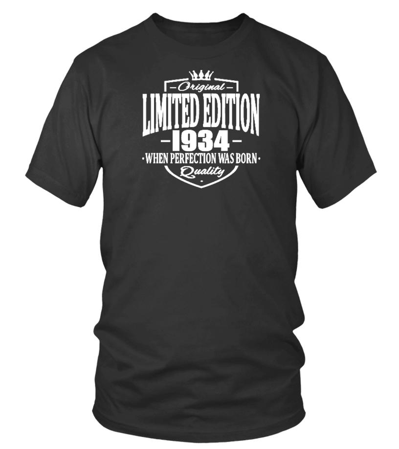 original limited edition 1934