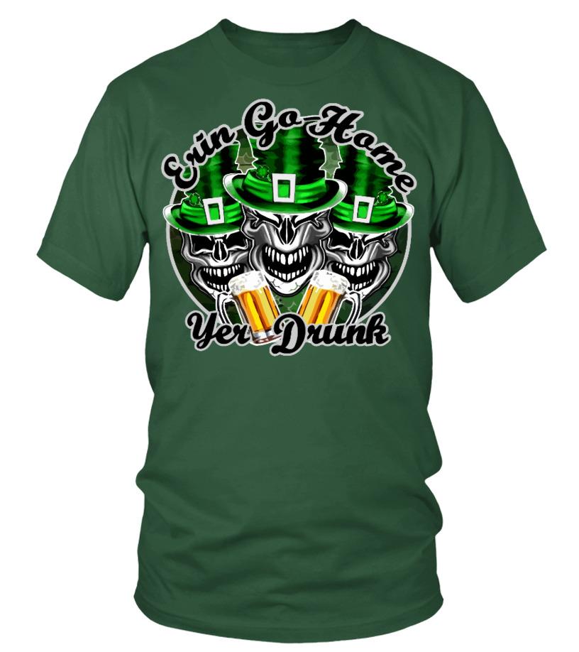 Funny Irish Skulls