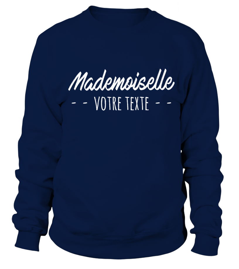 Mademoiselle [Personnalisable]