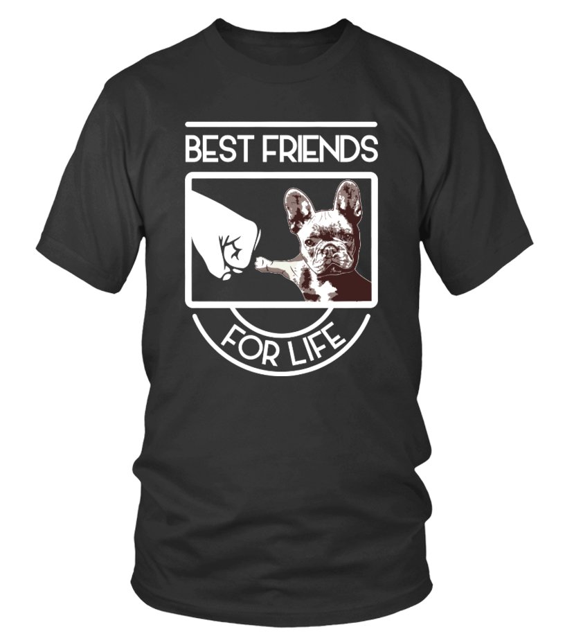 Best friends for life French Bulldogs