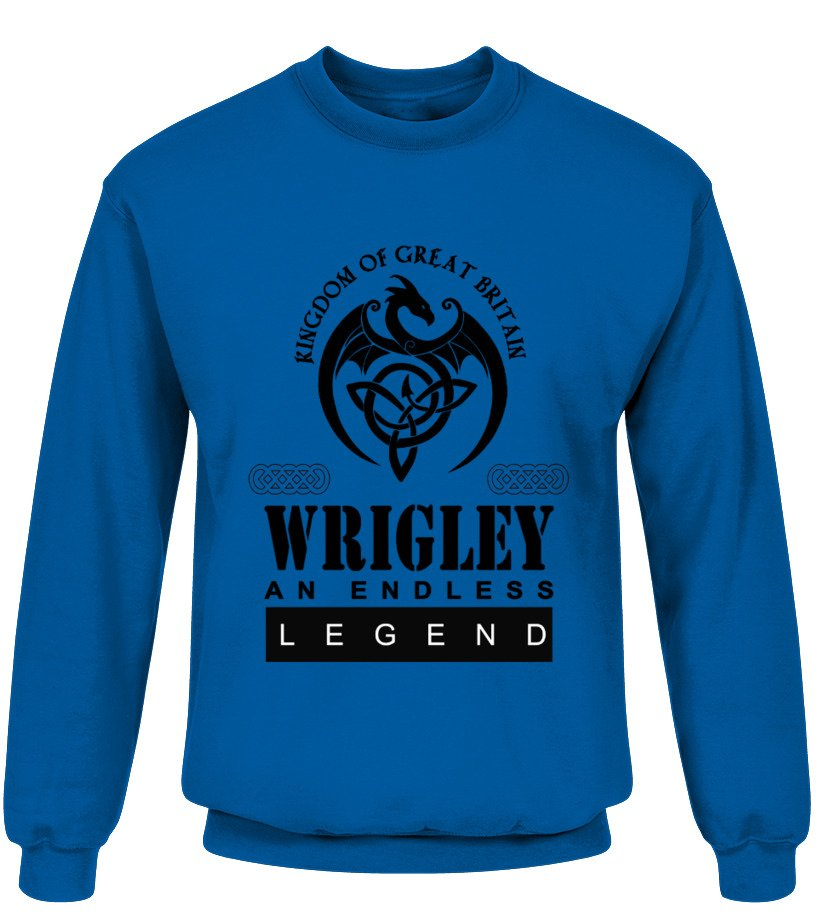 THE LEGEND OF THE ' WRIGLEY '