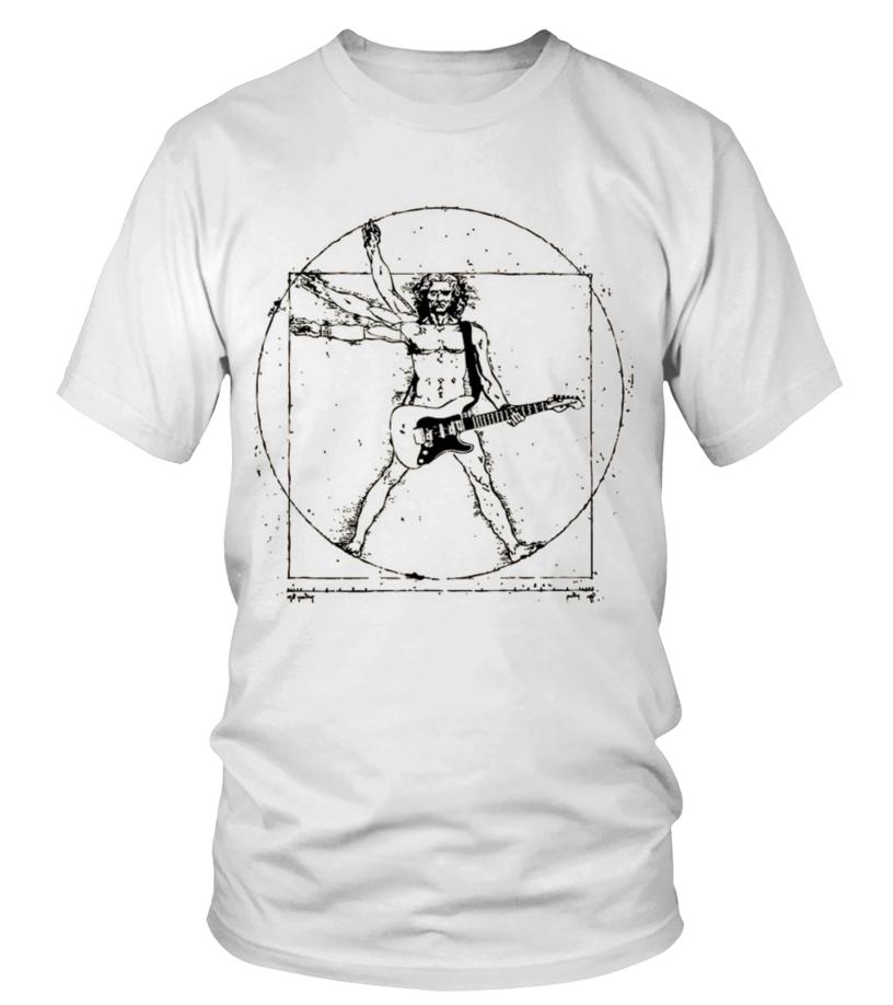 Rock Vitruvian Man