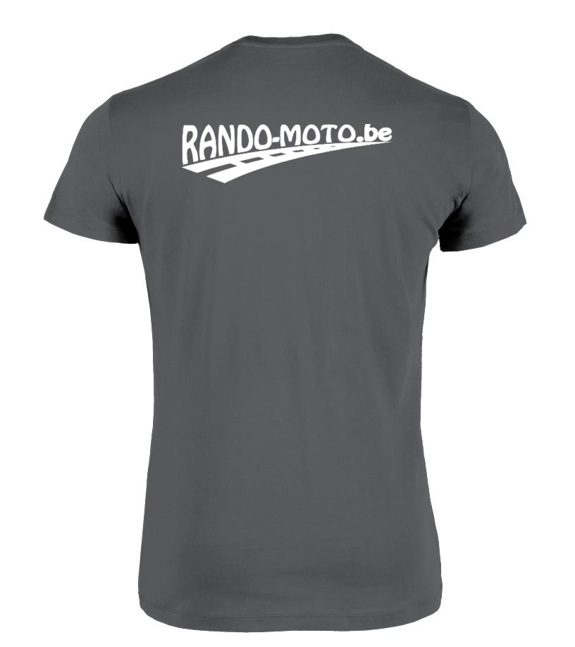 RM T-Shirt (BIO-MCCR-01W) 3XL