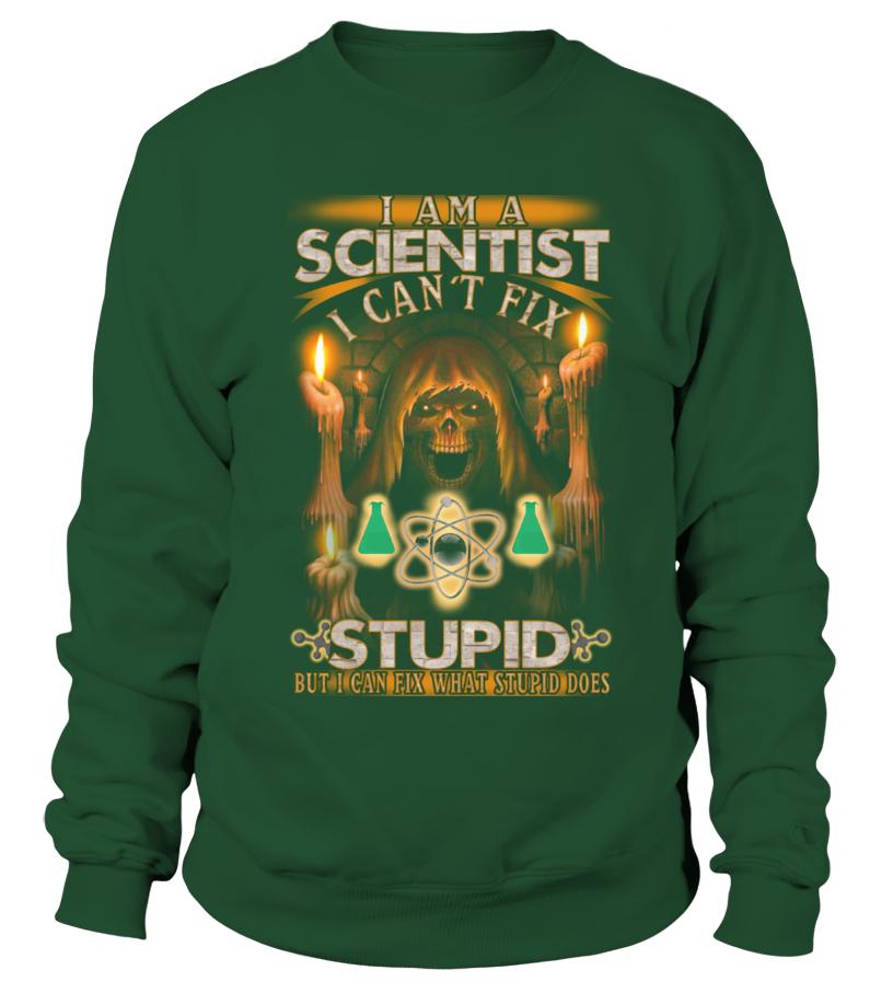 i am a Scientist shirt