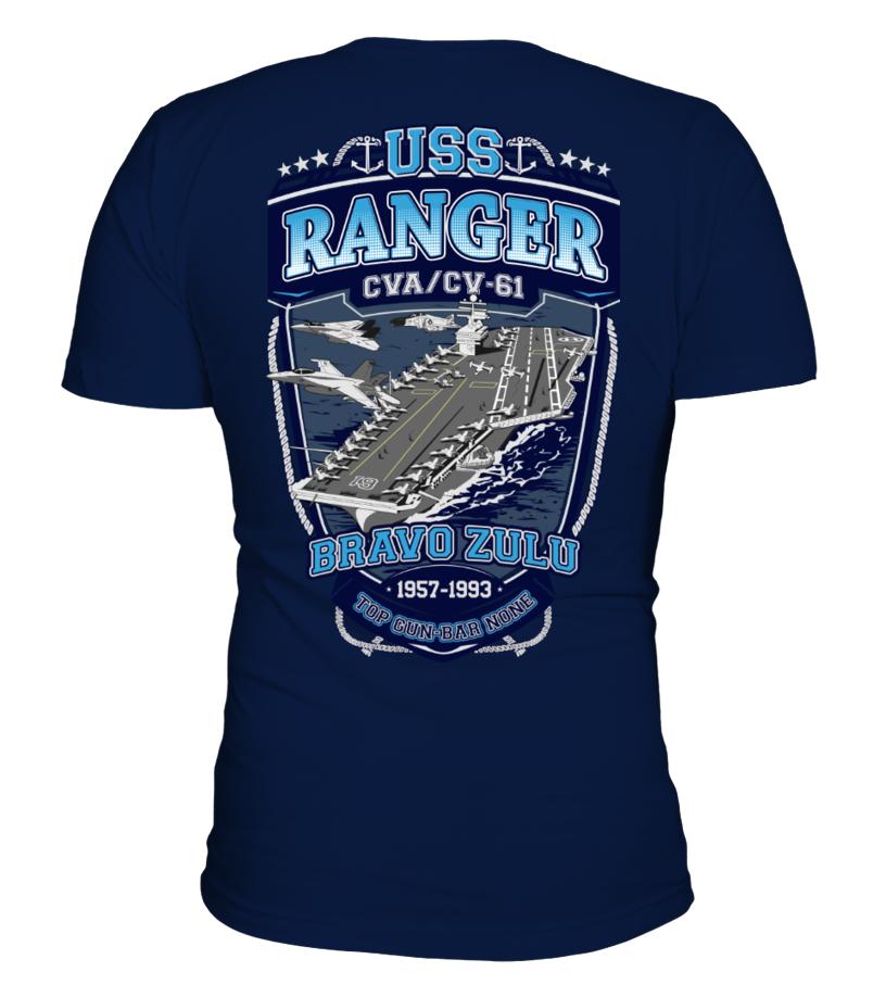 USS Ranger (CV-61) Hoodie