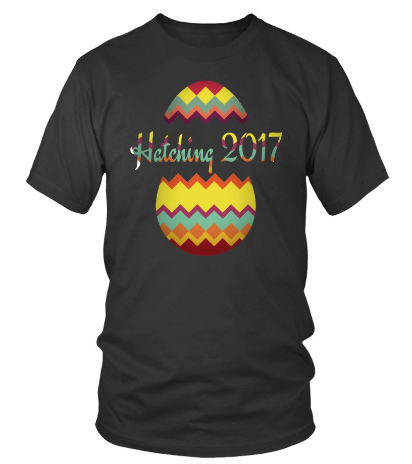 Hatching 2017 Easter T-Shirt