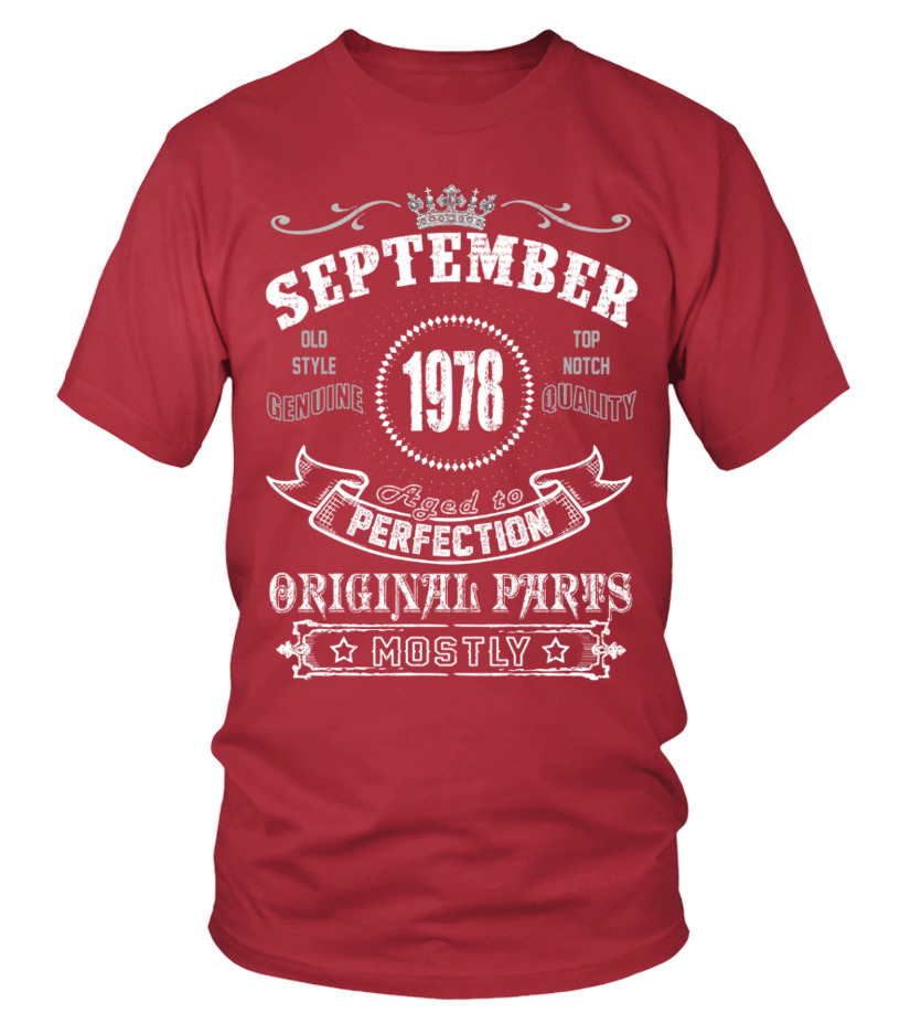 1978 September Aged To Perfection Original