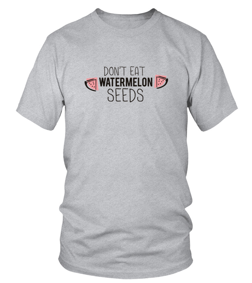 Valentine S Day T Shirts Dont Eat Watermelon Seeds Preggres