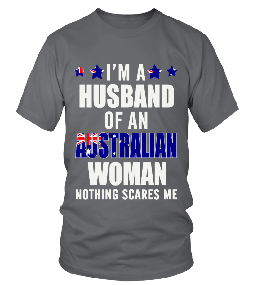 Husband Of An Australian Woman