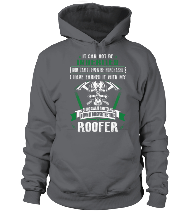 Awesome Roofer - ROOFER Hoodie Unisex