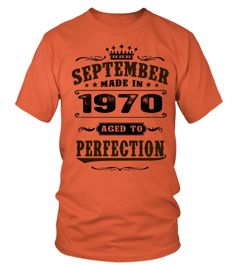 1970 September Aged To Perfection