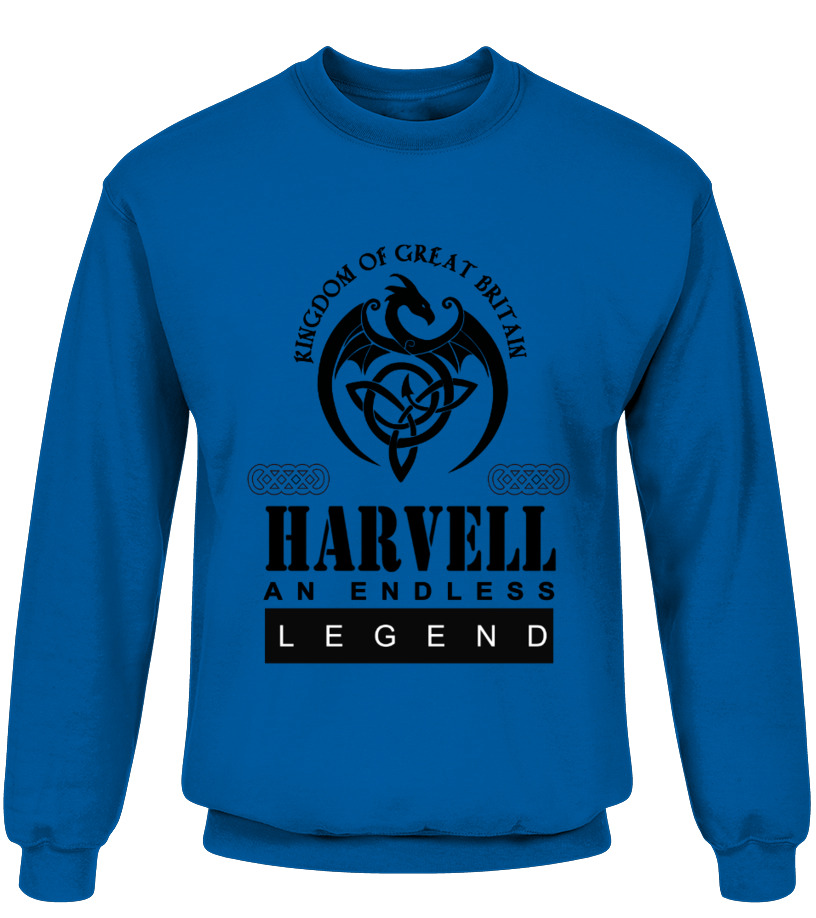 THE LEGEND OF THE ' HARVELL '