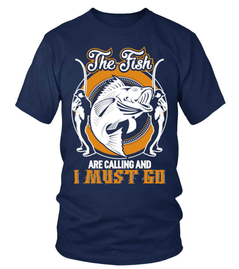 The Fish Are Calling Shirt