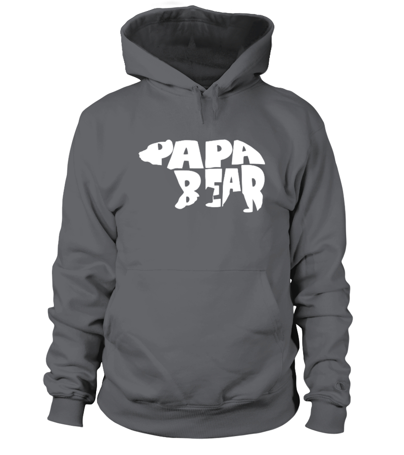 Amazing Father T-Shirt - Father Gift Husband Gift Papa Bear T-shi Hoodie Unisex