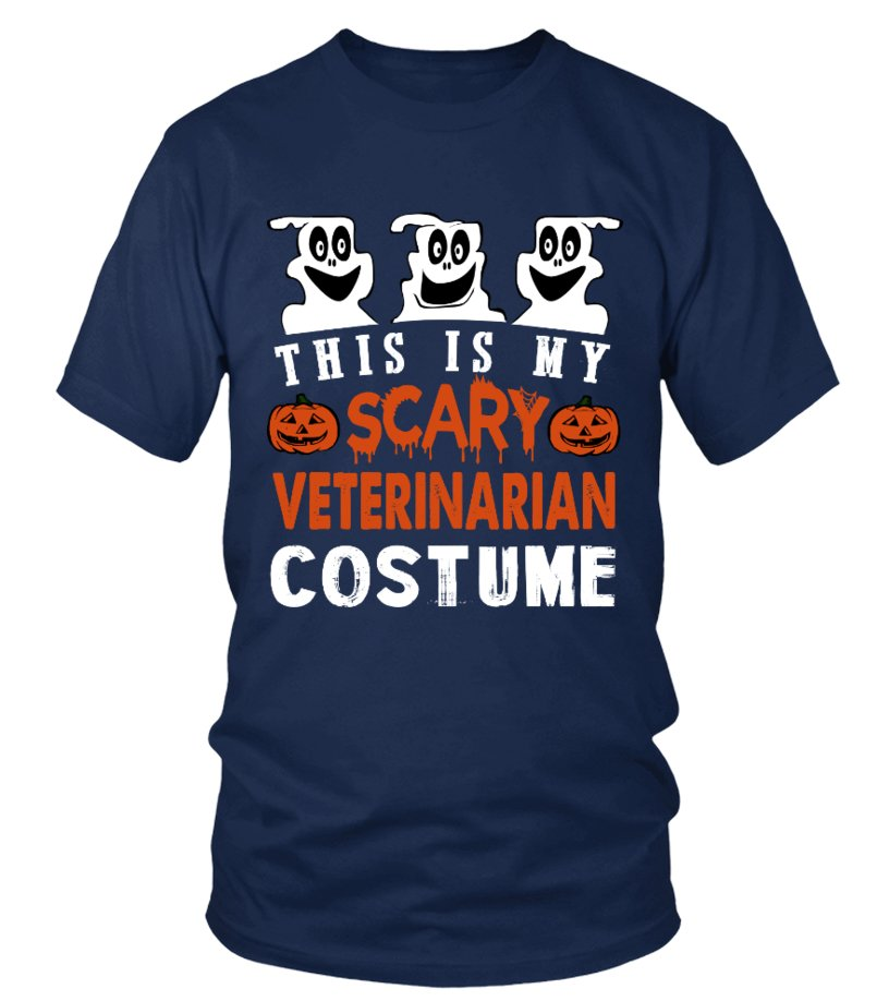 This is My Scary Veterinarian Costume Ha