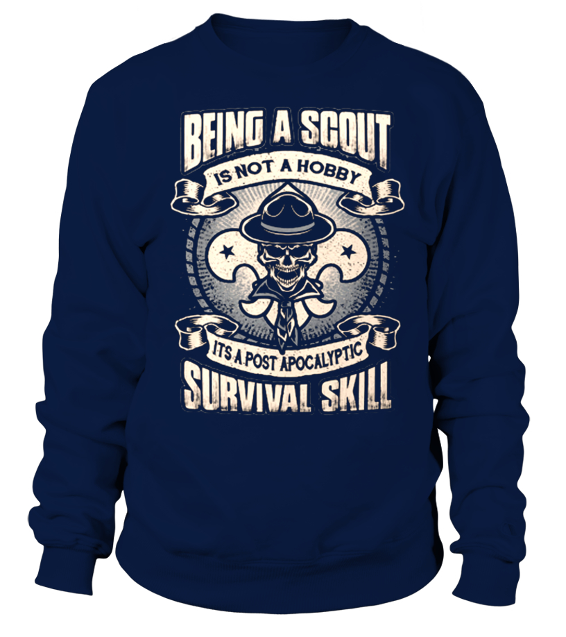 ITS A POST APOCALYPTIC SURVIVAL SKILL
