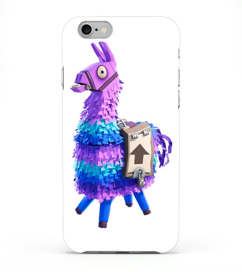 Fortnite Lama Cover Iphone 6 And 6 Plus. Emote Dances