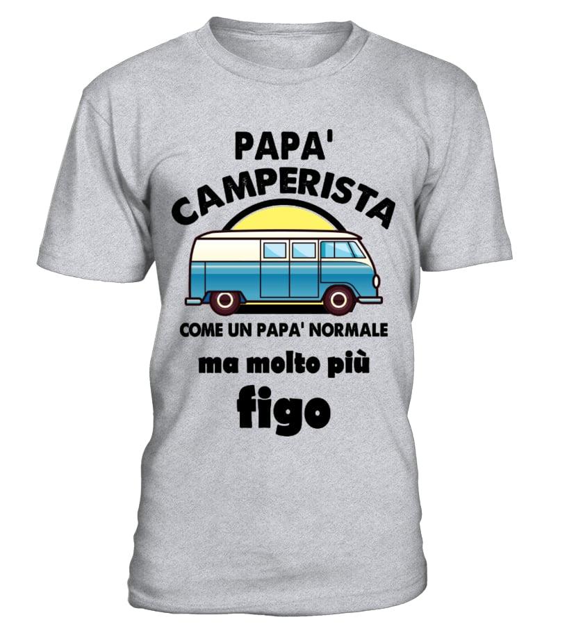 PAPA' CAMPERISTA - Nuova Versione