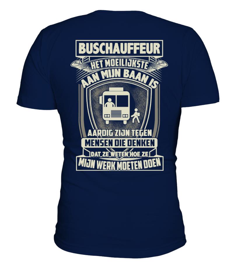 BUSCHAUFFEUR, BUSCHAUFFEUR T-SHIRT