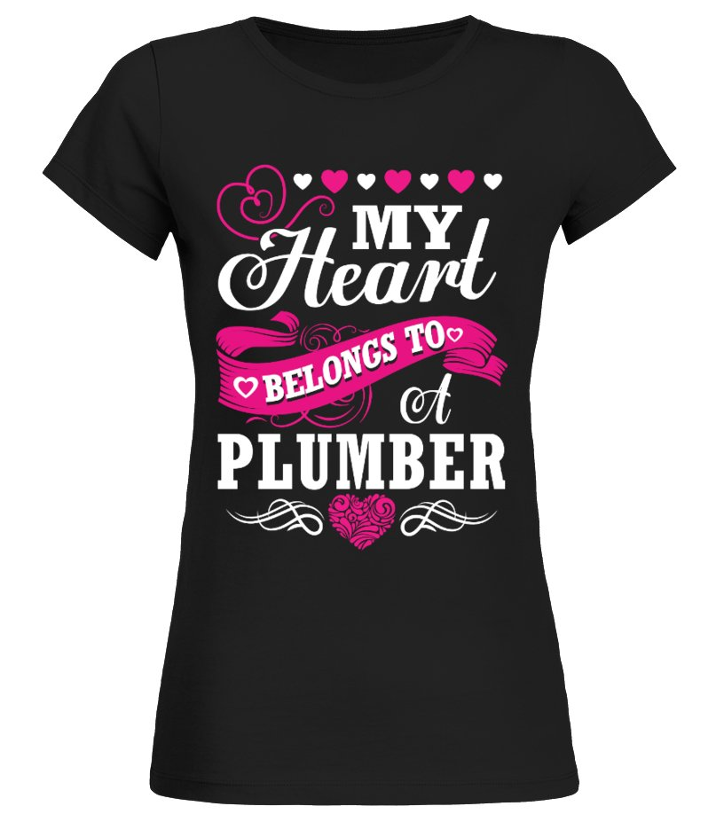Shop Plumber - PLUMBER Round neck T-Shirt Woman