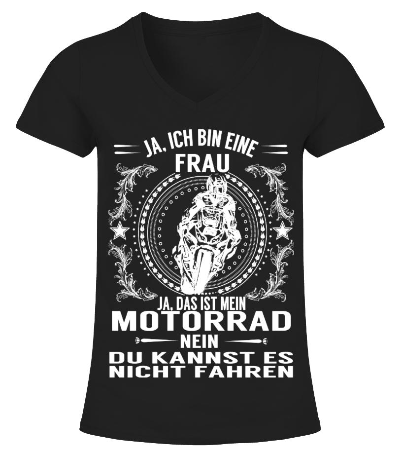 JA, DAS IST MEIN MOTORRAD