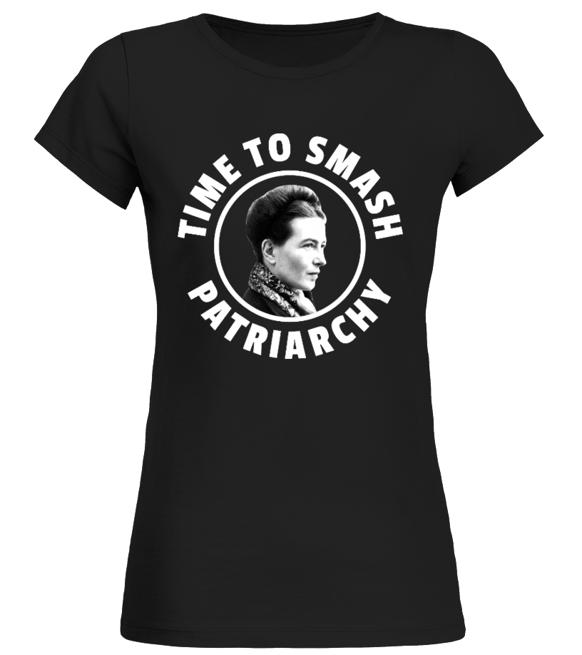 Simone de Beauvoir - Smash Patriarchy