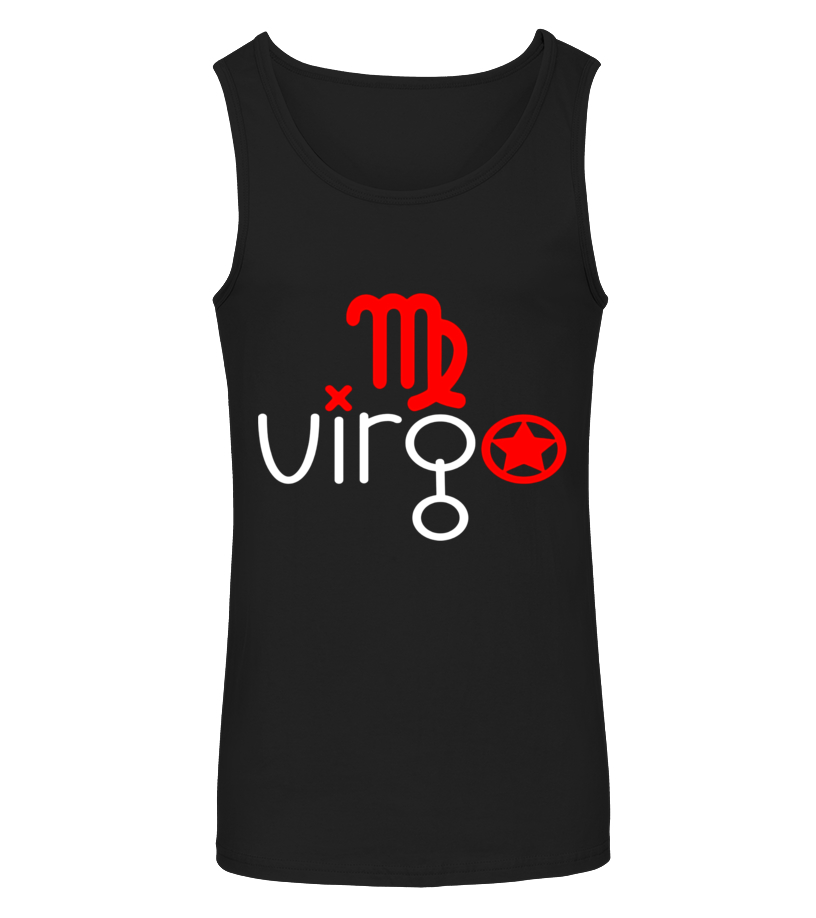 Gifts September Tshirt - Virgo Zodiac Sign T-shirt Tanktop Unisex