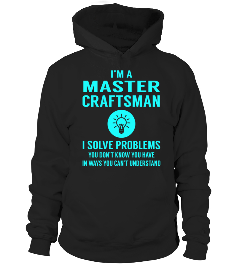 Awesome Crafts - Master Craftsman Hoodie Unisex