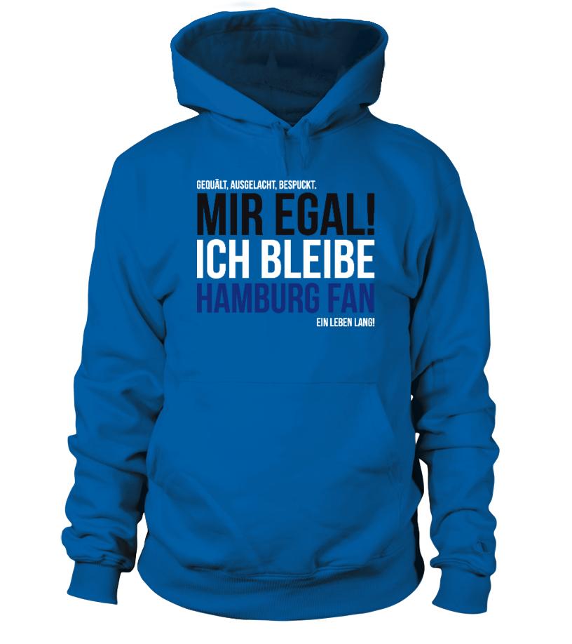 Ich bleibe Hamburg Fan!