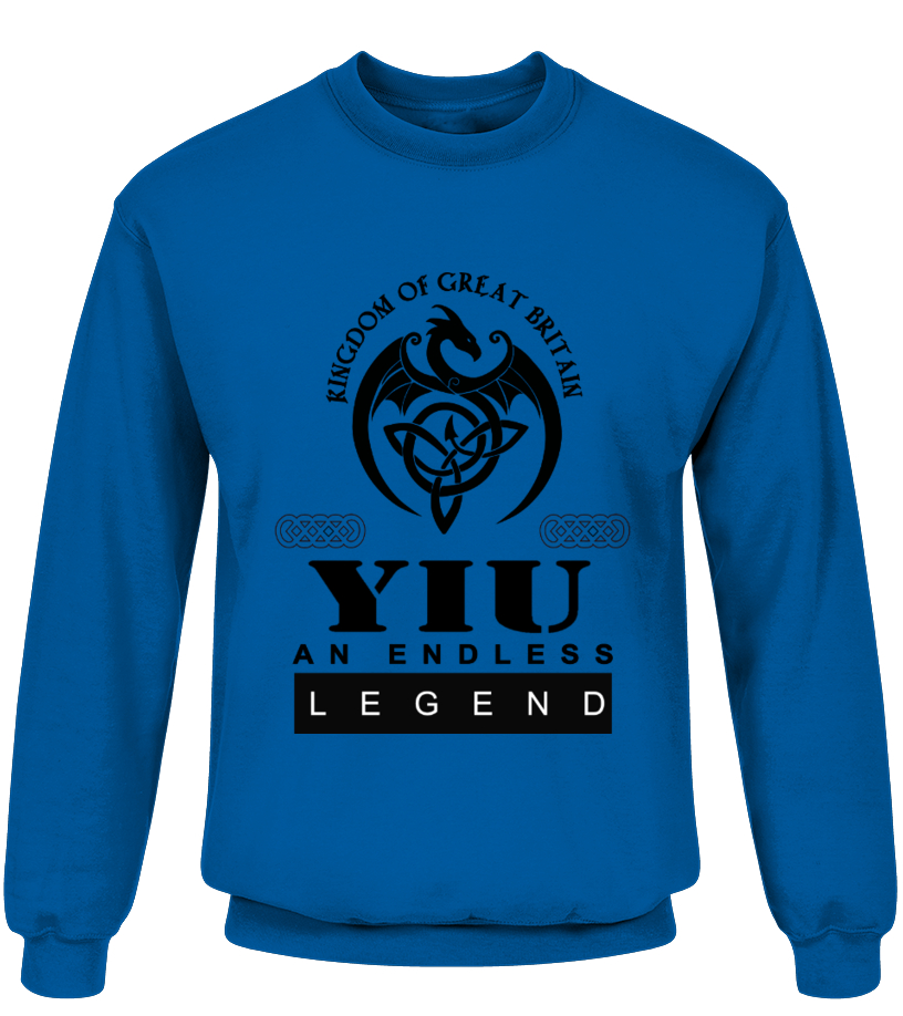 THE LEGEND OF THE ' YIU '