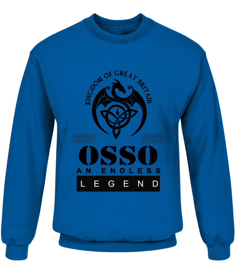 THE LEGEND OF THE ' OSSO '