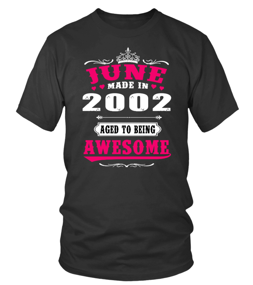 2002 - June Aged to being Awesome