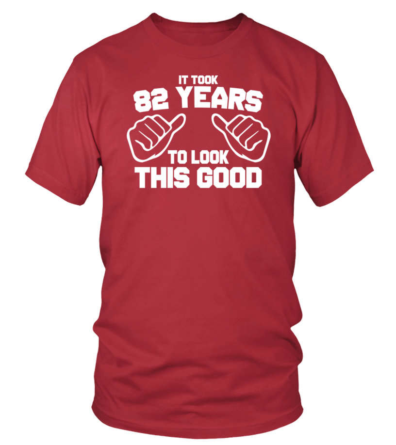 82 years look good