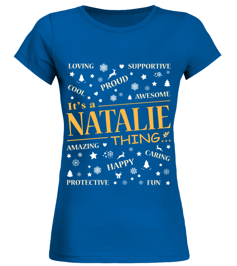 IT IS NATALIE THING