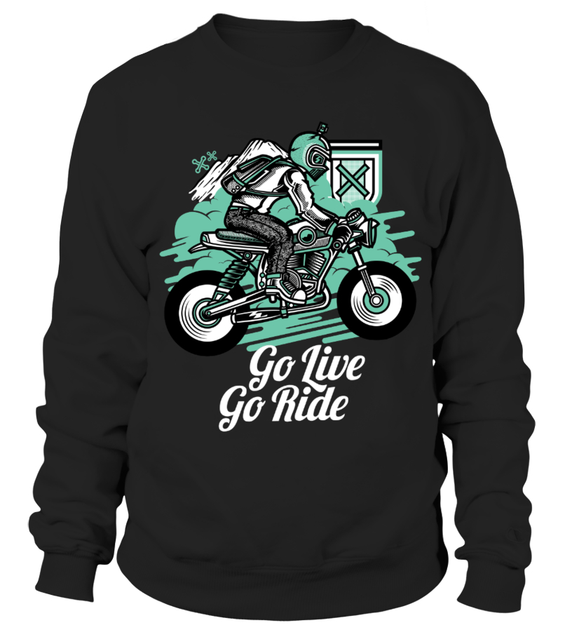 Go Live - Go Ride - Limited edition!