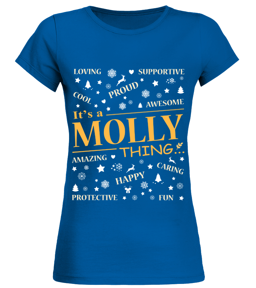 IT IS MOLLY THING