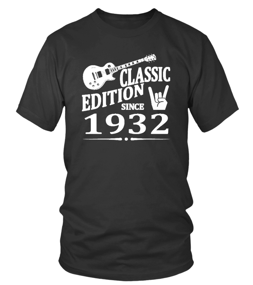 Classic edition since 1932
