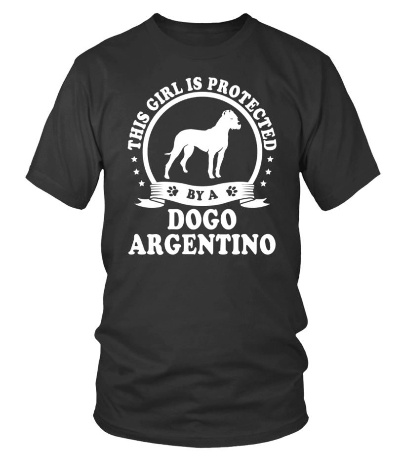 Dogo Argentino Lover Cute T-Shirt