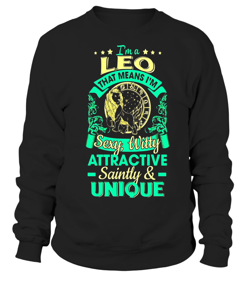 Amazing August T-Shirt - Unique Leo T shirts Birthday Gifts for Men/Women Sweatshirt Unisex