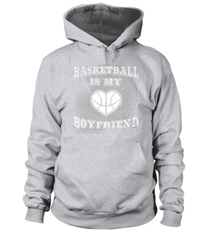 Basketball Is My Boyfriend Basketball Gift T Shirt Ideas For