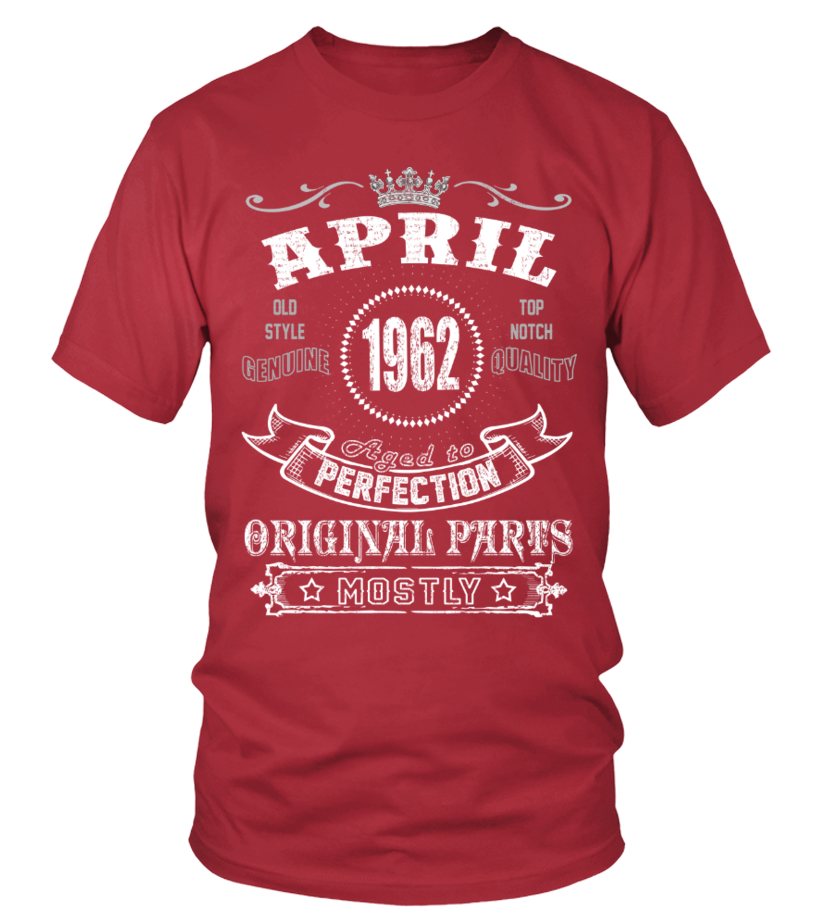 1962 April Aged To Perfection Original