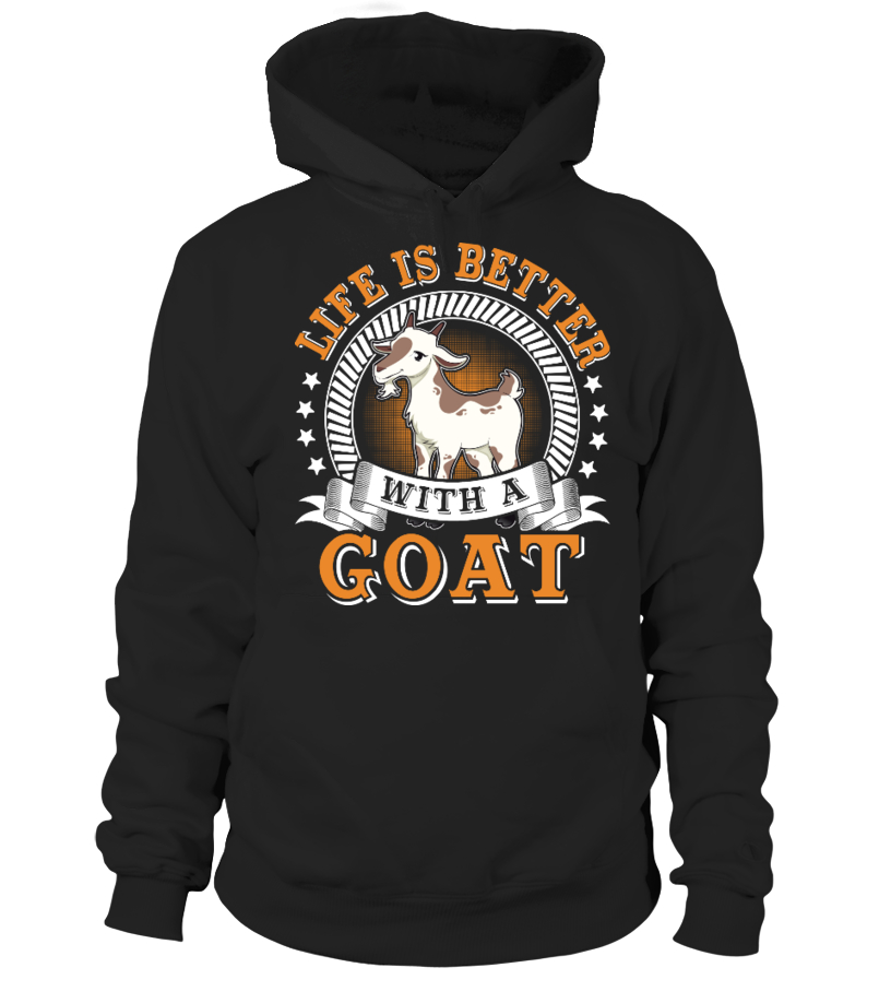 Life Is Better With a Goat